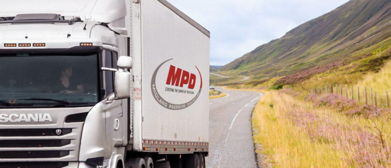 mpd delivery to door