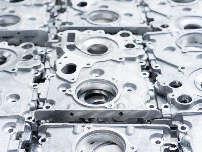 Aluminium & Zinc Pressure Die Casting Component