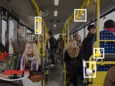 mpd bus hinges