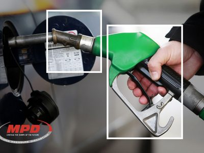 MPD petrol pump