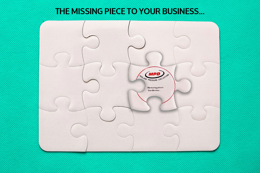 mpd the missing piece to your business