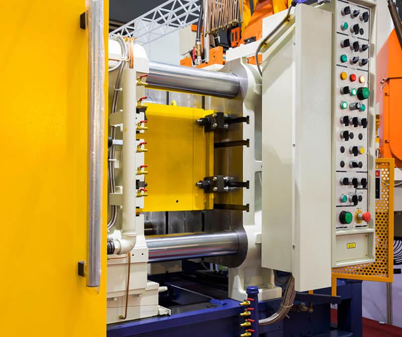 Aluminium & Zinc Pressure Die casting Machinery